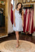 Cuteness Dress - White
