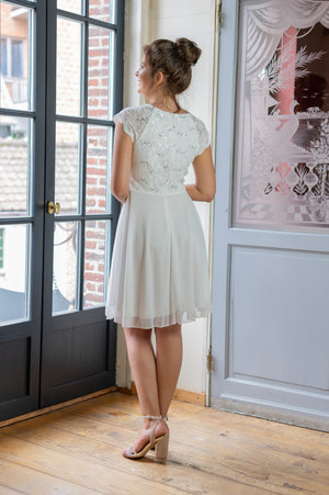 Cuteness Dress - Short Sleeves