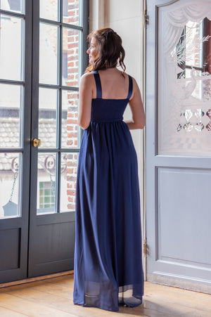 A Hint Of Glam Dress - Navy