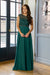Save The Last Dance Dress - Green
