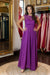 Dreamy Dress - Purple