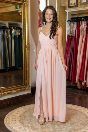 Fall In Love Dress - Pink