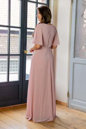 Charming Dress - Old Pink