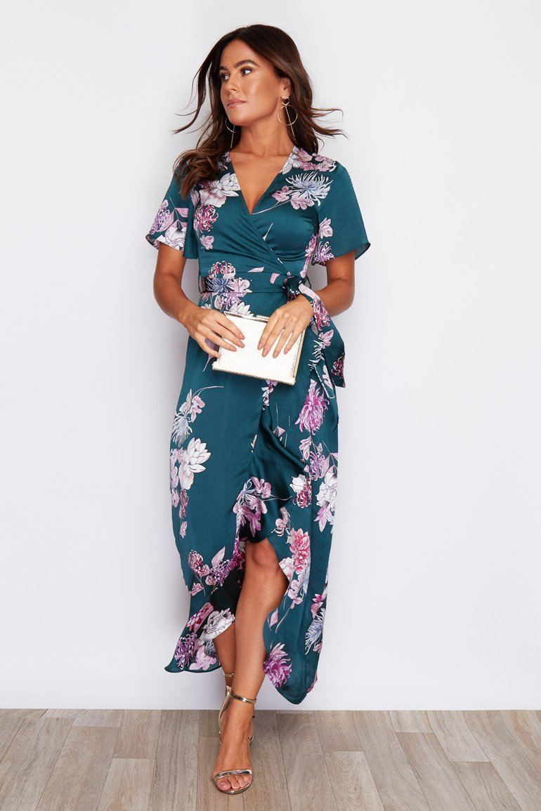 Perfect Day Dress - Teal
