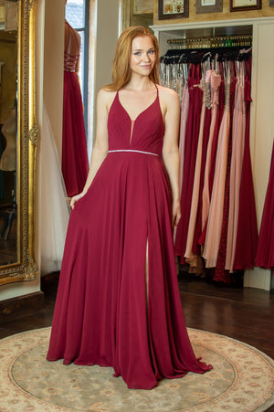 Jaw Dropping Dress - Special Edition Cerise