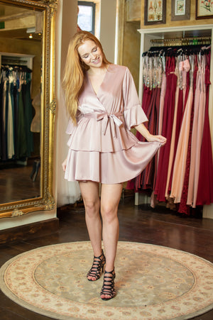 All Mine Dress - The Prettiest Pink