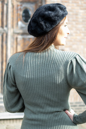 Paris Baret - Black