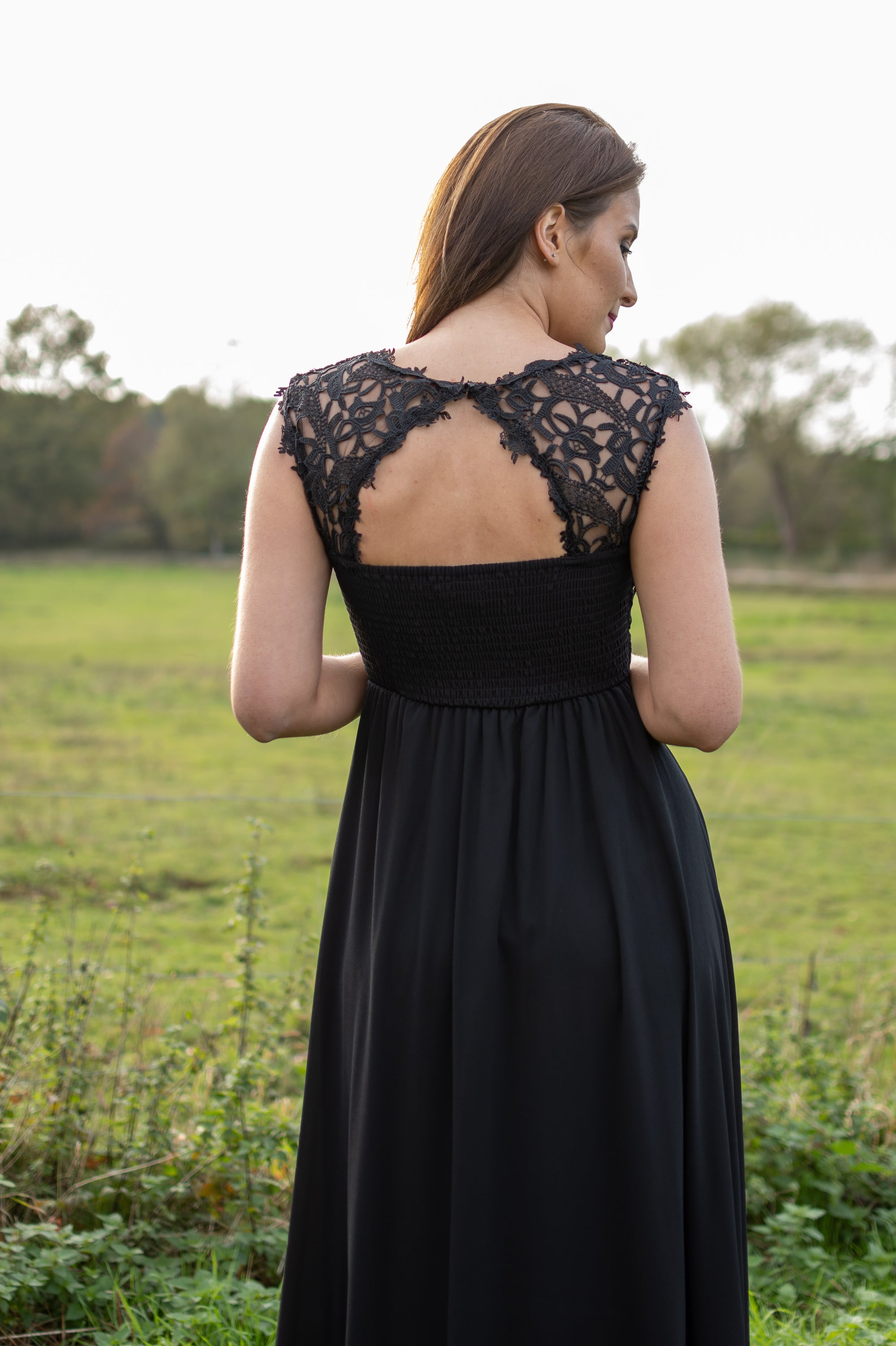 Dreamy Dress -  Black