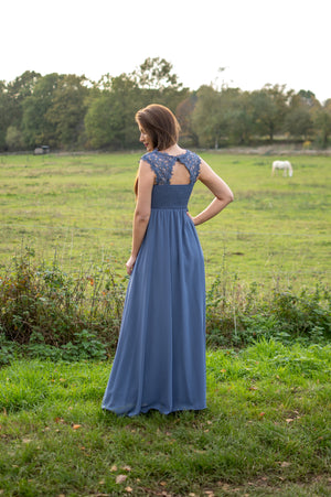 Dreamy Dress - Jeans Blue
