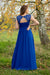 Dreamy Dress - Bright Blue