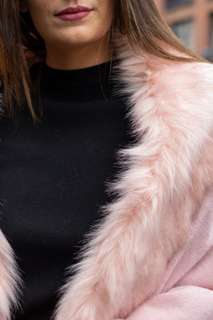 The Perfect Scarf - Cotton Candy Pink