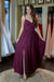 Fall In Love Dress - Bordeaux