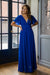 In Love Dress - Bright Blue