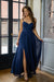 Fall In Love Dress - Navy