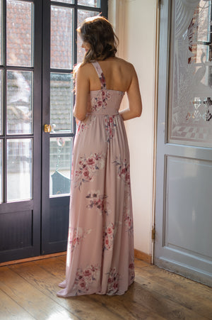 Blushing Beauty Dress - Old Pink