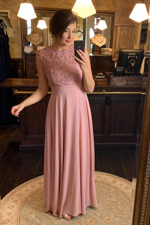 Dreamy Dress - Old Pink
