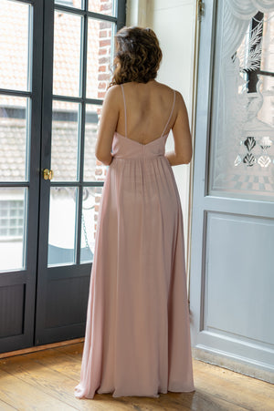 Vieux Rose Dress