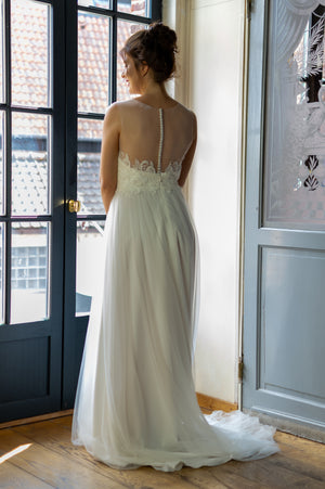 Walk Me Down The Aisle Dress - Ivory - Online Exclusive