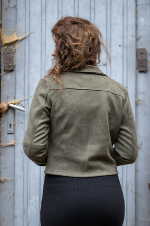 The New Perfecto - Khaki