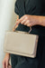 Quirky Clutch - Beige
