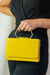 Quirky Clutch - Yellow