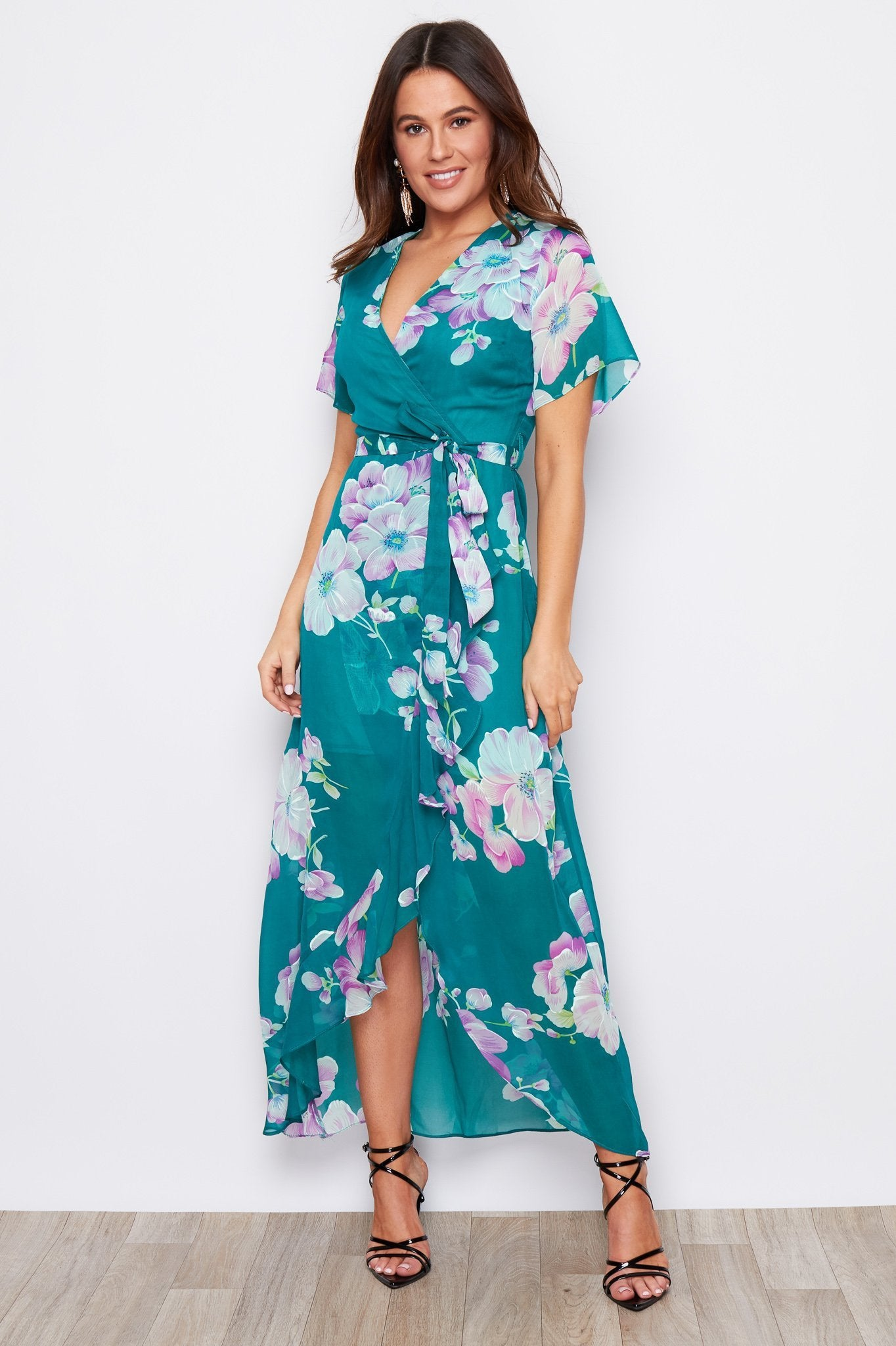 Perfect Day Dress - Turquoise