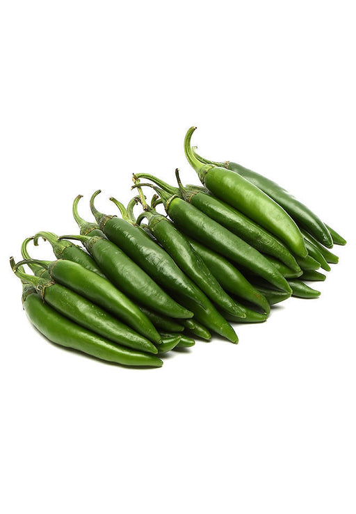 Chilli Green Fresh / per kg