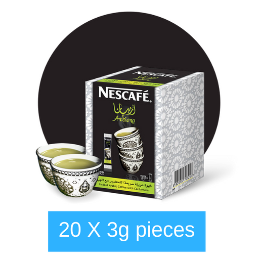 Nescafé Arabiana Instant Coffee - 20 Sticks 3 g