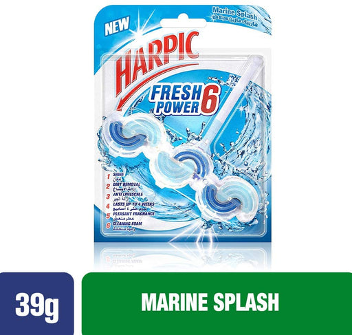 Harpic Fresh Power 6 Toilet Cleaner 39g