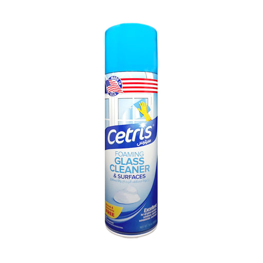 Cetris Foaming Glass Cleaner 539g