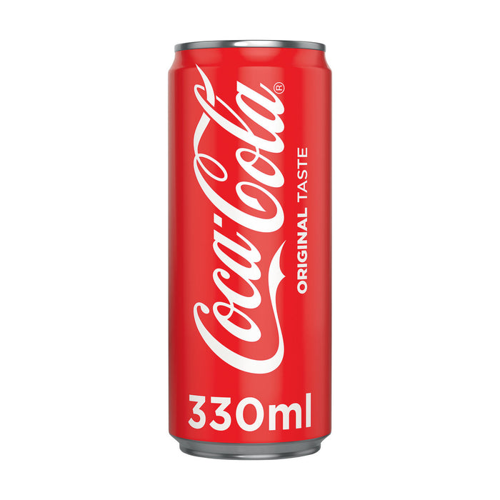 Coca Cola Original Taste 24 x 330ml
