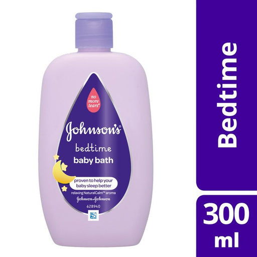 Johnson's Baby Bedtime Bath 300ml - Talabac