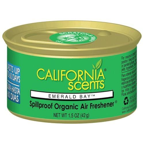 California Scent Car Freshener - Emerald Bay
