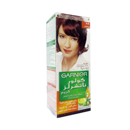Garnier Color Naturals No. 4.6 Burgundy - Talabac