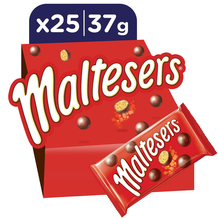 Maltesers Chocolate 37g x 25 pieces