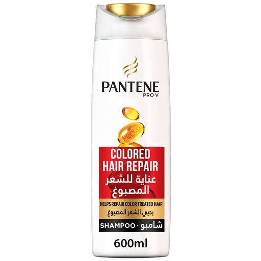 Pantene Pro-V Colored Hair Repair Shampoo 600ml