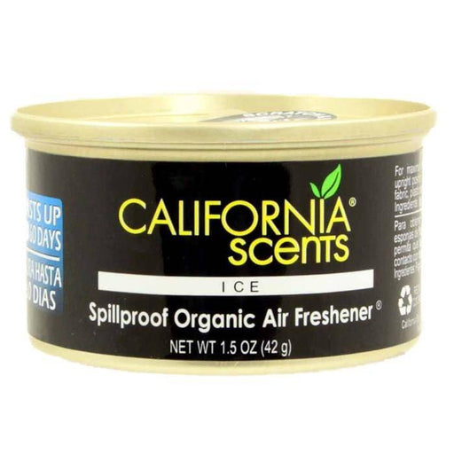 California Scent Car Freshener - Ice