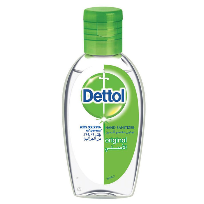 Dettol Antibacterial Original Hand Sanitizer 50ml
