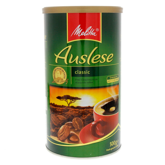 Melitta Auslese Classic Fresh Ground Coffee 500g