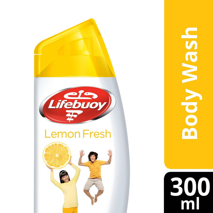 Lifebuoy Lemon Fresh Body Wash 300 ml