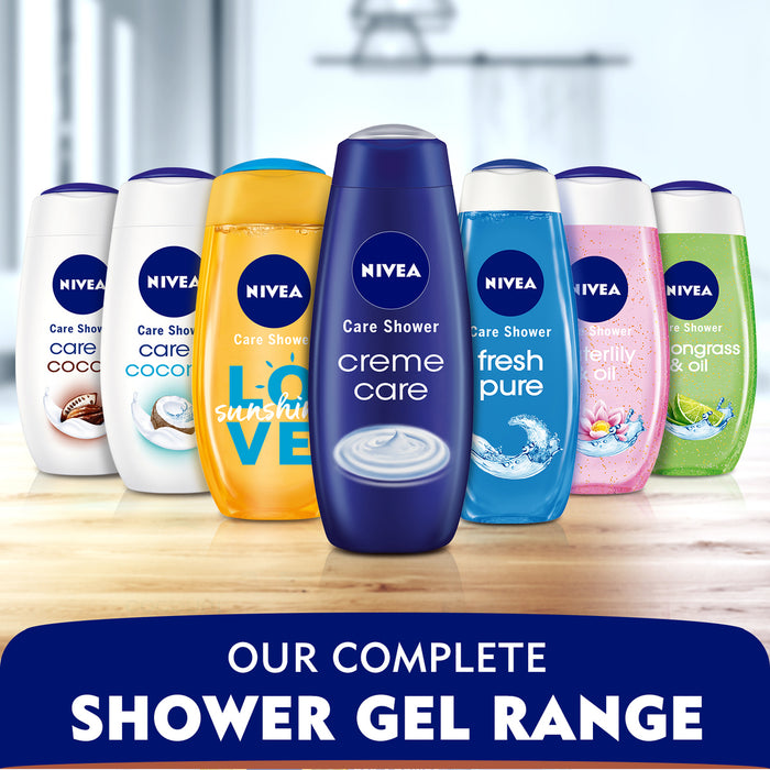 Nivea Shower Gel Lemongrass & Oil 250ml - Talabac