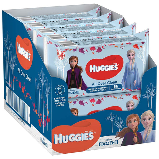 Huggies Baby Wipes Special Edition Disney Characters - Pack of 10(560 Wipes Total)