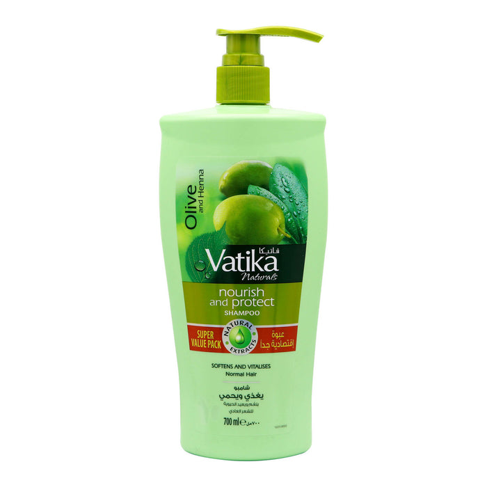 Vatika Nourish & Protect Shampoo 700ml
