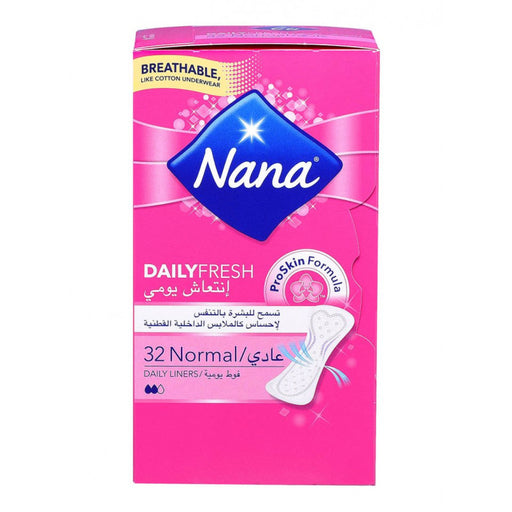 Nana Daily Fresh Normal 32 Pads