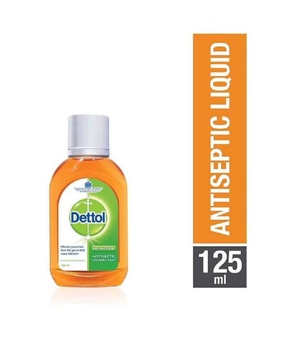 Dettol Antiseptic Liquid Original 500ml + 125ml @20%