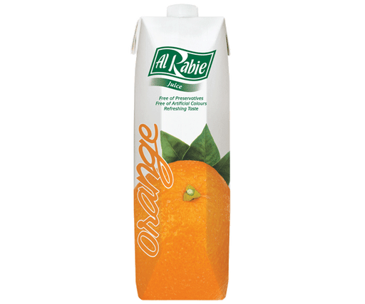 Al Rabie Orange - 1ltr
