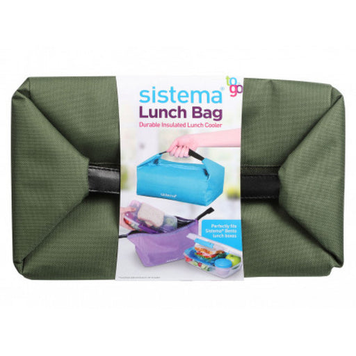 Sistema Lunch Bag TO GO, Green