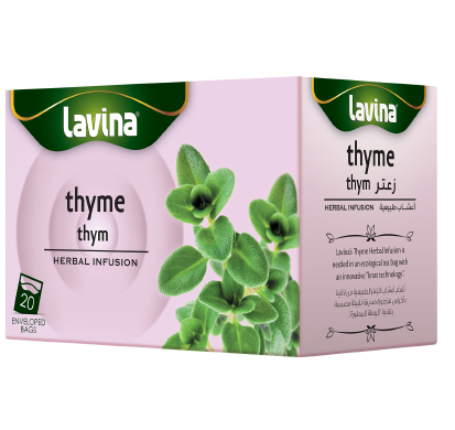 Lavina Thyme - Herbal Infusion 20's