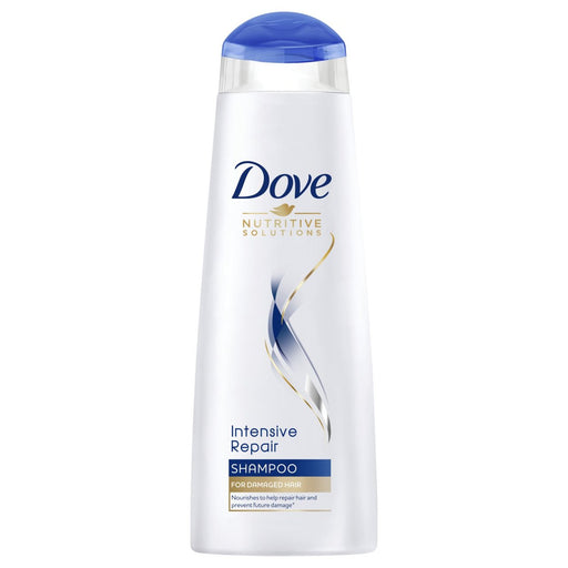 Dove Intensive Repair Shampoo 500ml (Made in Britain).