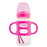 "Dr. Brown's Wide-Neck ""Options compatible"" Sippy Bottle Pink, 270ml - Talabac"